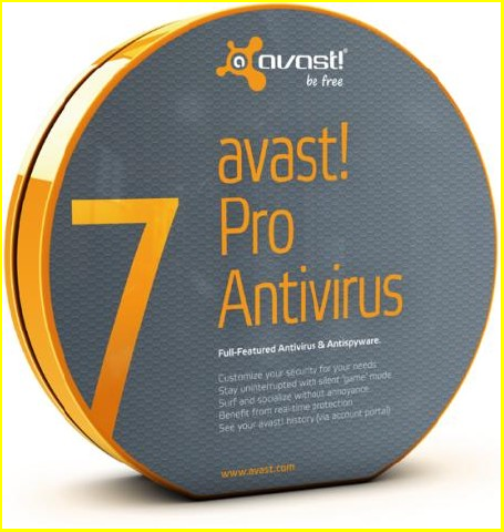 Avast crack 7.0.1426 Final